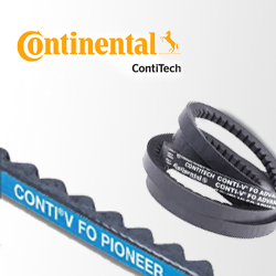 ContiTech industrial drive belts